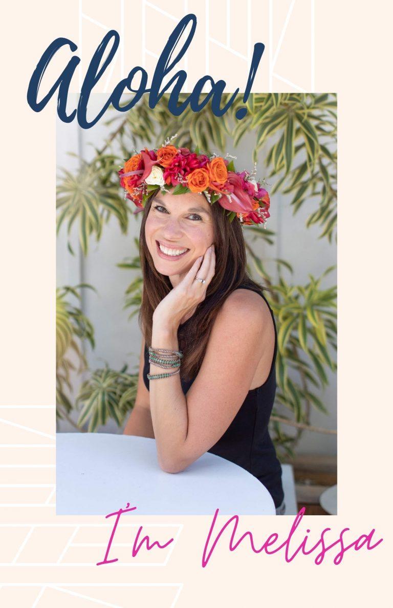 Melissa Meyer Hawaii Wedding Officiant Elopement Coordinator Oahu